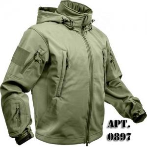 Пошив тактической одежды Soft shell (Софтшел)