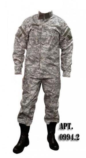 Пошив военной формы НАТО (ACUP)