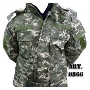 Пошив зимней военной формы