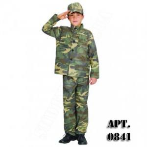 Детская военная форма (арт. 0842)