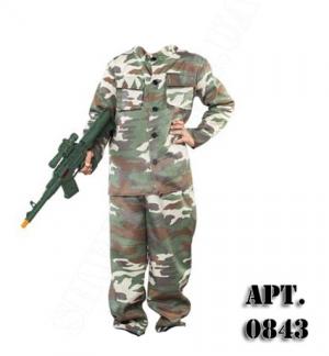 Детская военная форма (арт. 0843.1)