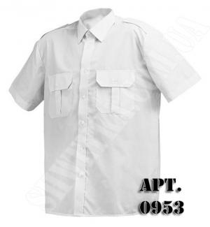 Белая рубашка для охраны
