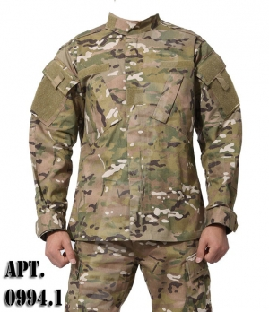 Пошив военной формы НАТО (Мультикам)