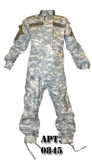 Детская военная форма (арт. 0845)