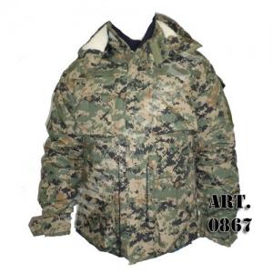 Пошив зимней формы для военных