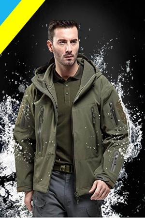 Пошив тактической одежды Soft shell (Софтшел) для охранных структур