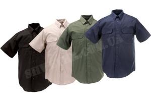 Летняя рубашка для охраны с коротким рукавом
