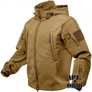 Тактическая куртка Soft shell (Софтшел)