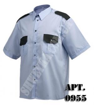 Летняя рубашка охранника